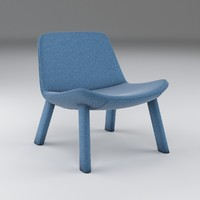 Neat Lounge Chair by Blu Dot