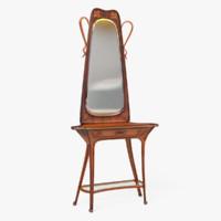 sideboard mirror max