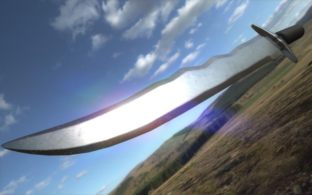 sword 3 obj
