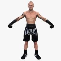 Boxer Man