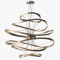 corbett lighting - calligraphy 3d 3ds