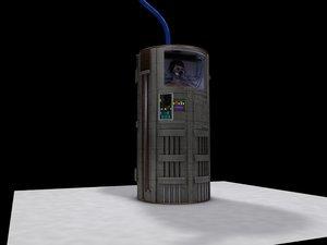 3d model laboratory
