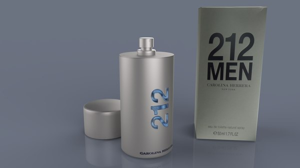 212 carolina herrera men 3ds
