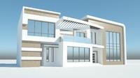 2 villa bahrain obj