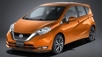 nissan versa note 3ds