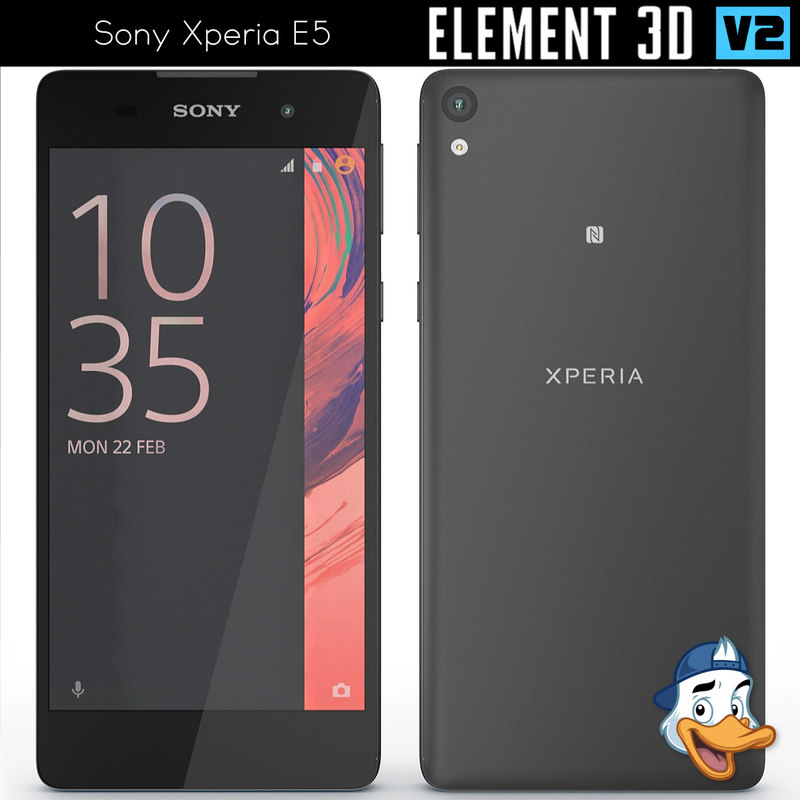sony xperia e5 element 3ds