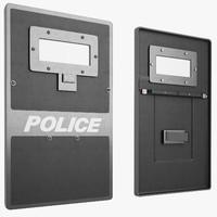 Police Shield 03