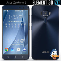 Asus ZenFone 3 for Element 3D