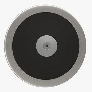 olympic discus 3d max