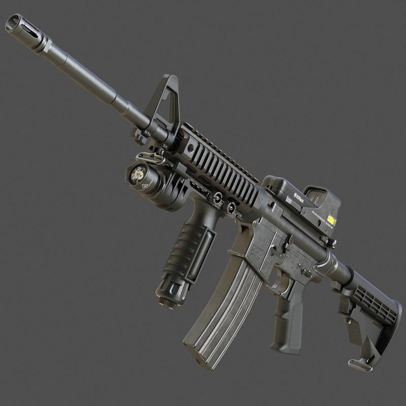 m4 carbine 01 max