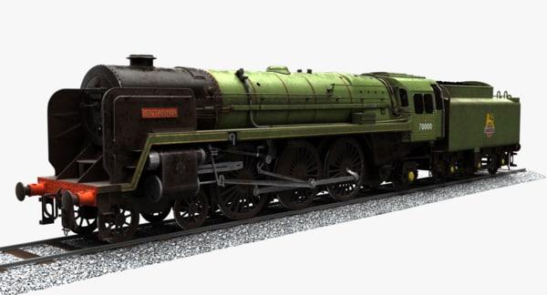 max british rail standard class