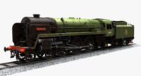 "British Rail Standard Class 7 ""Britannia"