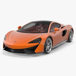 sports car mclaren 570gt max