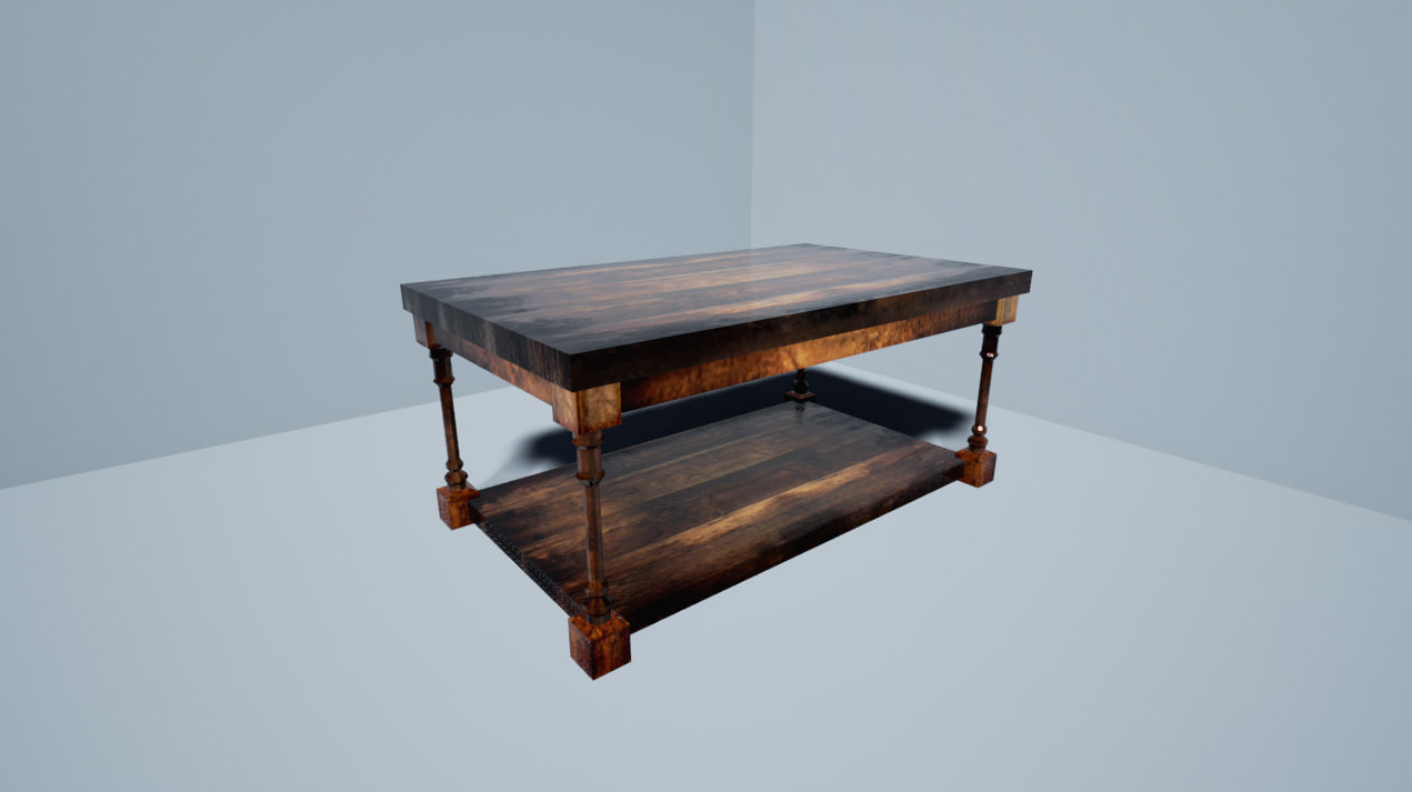 oak table max free