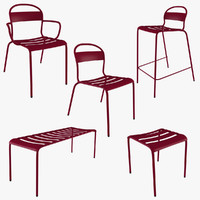 Colos Stecca Chair Set