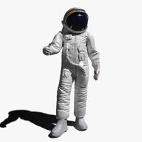 Astronaut PBR