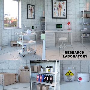 3d anatomy laboratory