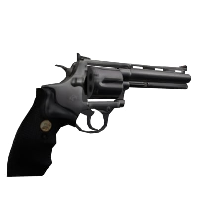 3ds revolver pistol