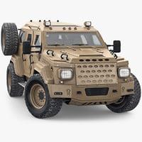 knight xv military sand 3d max