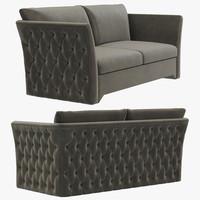 3d model smania giano sofa