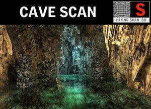 3d cave scan