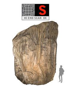 cave scan 8k obj