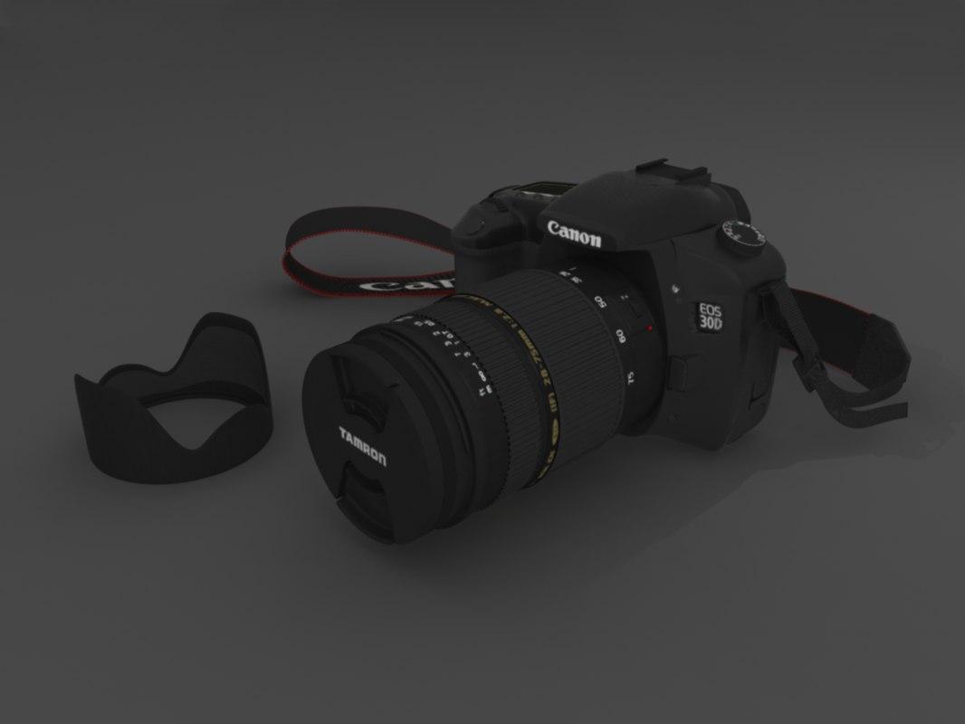 canon 30d fbx