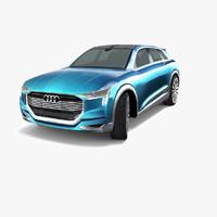 Audi e-tron quattro Concept 2015