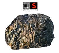 cave scan 8k 3d max