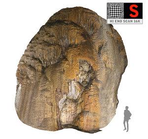cave scan 16k 3d model
