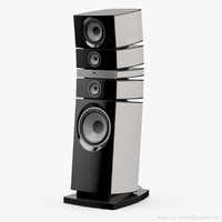 floorstanding focal grande utopia 3d 3ds