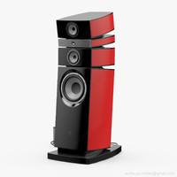 Focal JMLab Stella Utopia EM Imperial Red