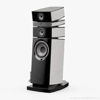 floorstanding focal stella utopia 3ds