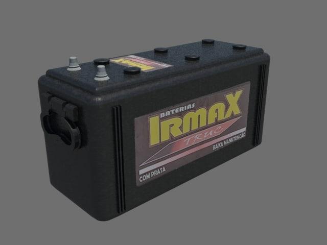 3d battery 48v irmax model