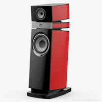 Focal JMLab Scala Utopia Imperial Red