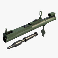 M72 LAW Rocket Launcher