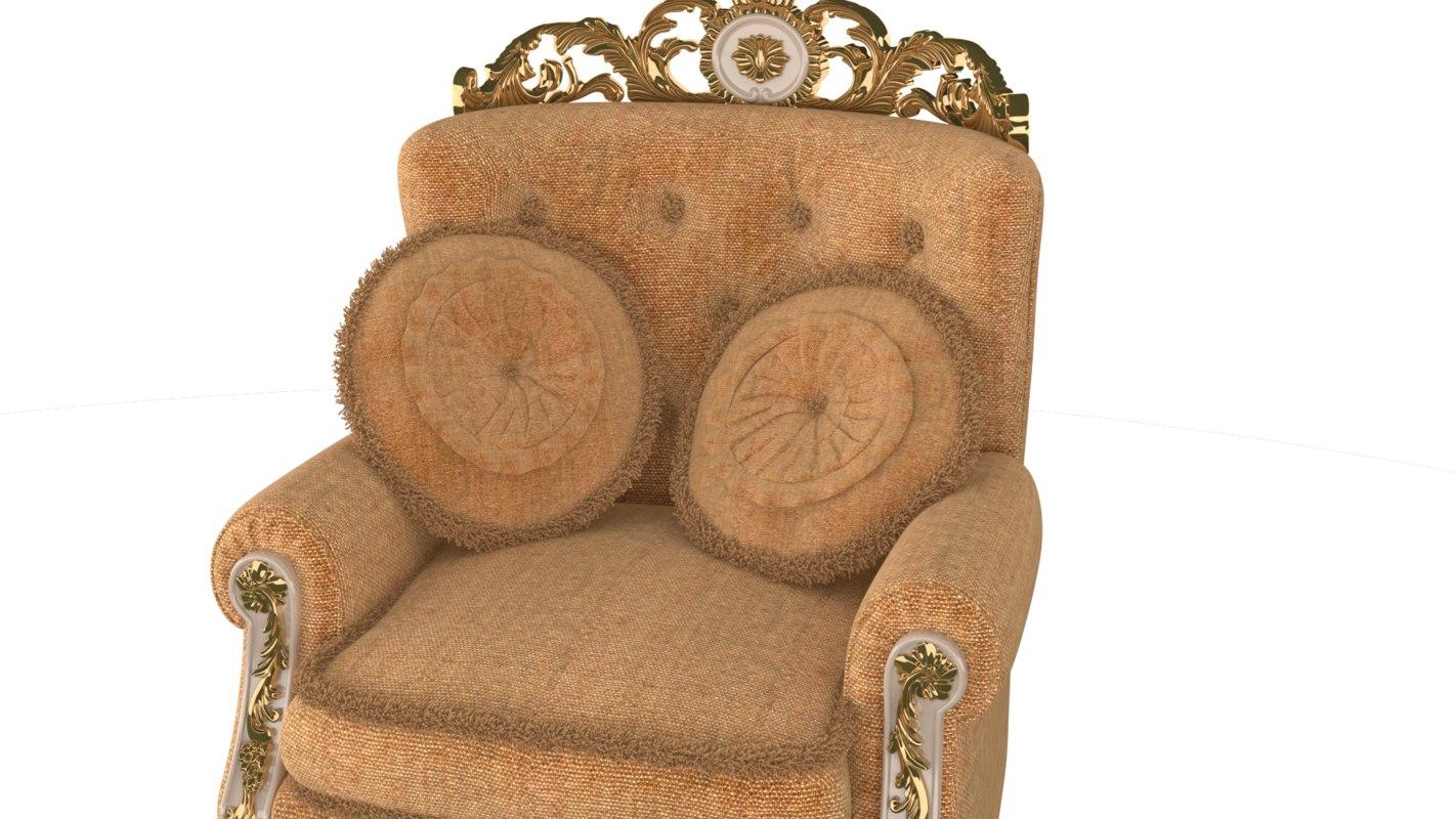 sofa chair classic max
