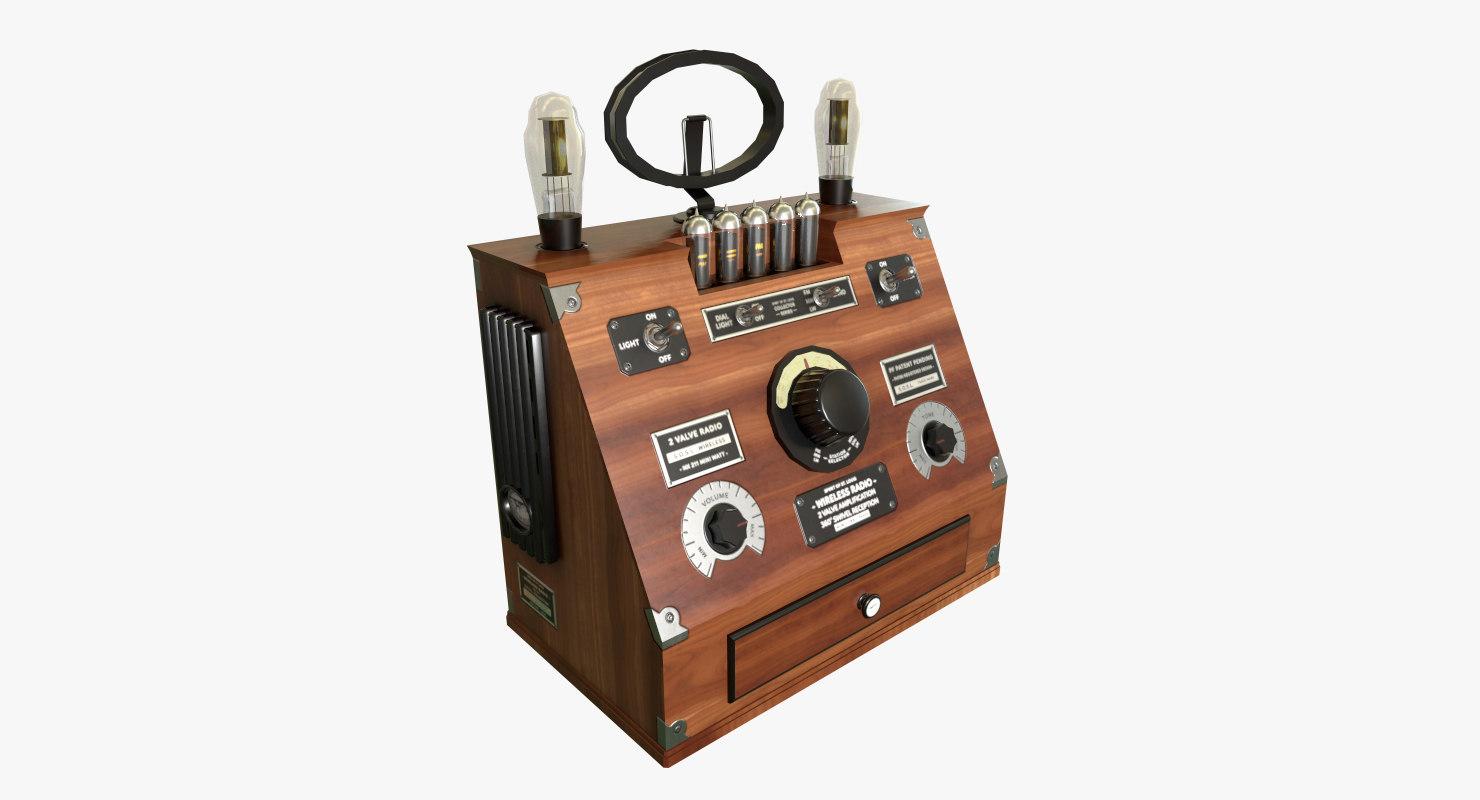 3d spirit st louis radio