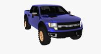 Ford Raptor 2011