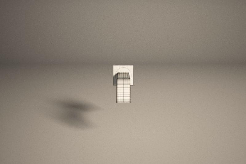 3d model bathtub faucet
