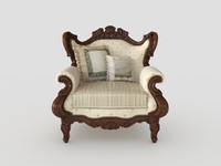classic chair  luxury ana 2 T