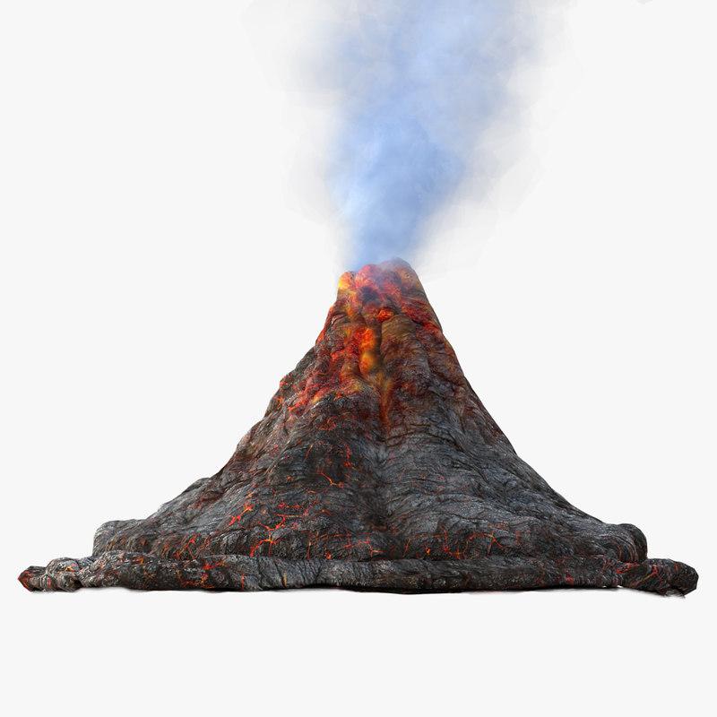 volcano environment max