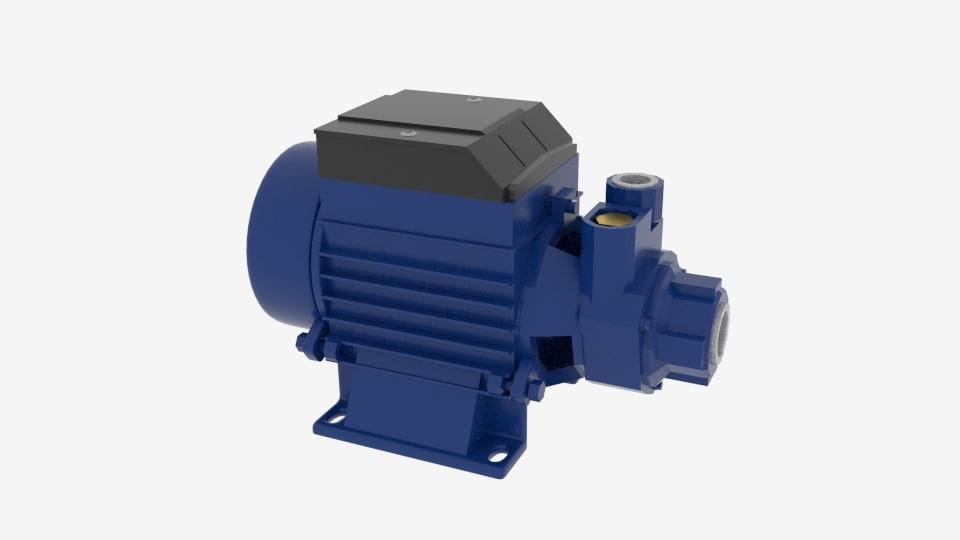 half hp electric water pump fbx