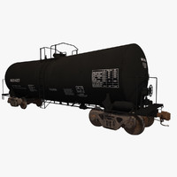 t104 liquid chemicals tank 3d model