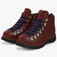 boots danner 2 3d max