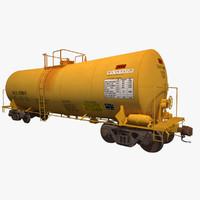 Railroad tankcar T104 TILX