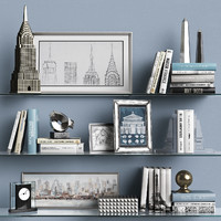 Architecture Decor Set