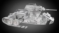 Tank t34 details