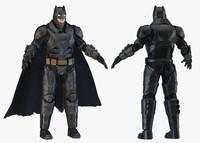 3d batman armor