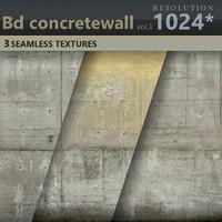 Bd concretewall Textures vol.1